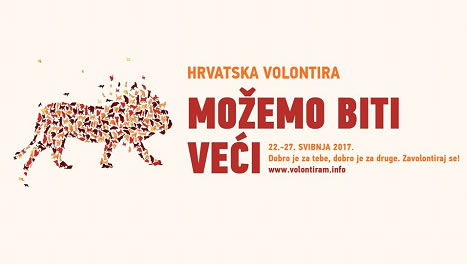 Hrvatska volontira & Festival udruga